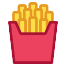 French Fries htc emoji