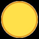 Full Moon Symbol htc emoji
