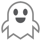 Ghost htc emoji