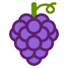 Grapes htc emoji