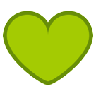 Green Heart htc emoji