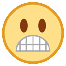 Grimacing Face htc emoji