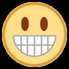 Grinning Face htc emoji