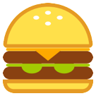 Hamburger htc emoji
