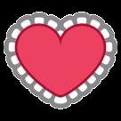 Heart Decoration htc emoji