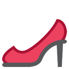 High-heeled Shoe htc emoji