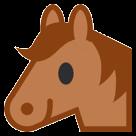 Horse Face htc emoji