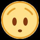 Hushed Face htc emoji