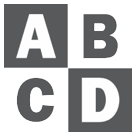 Input Symbol For Latin Capital Letters htc emoji