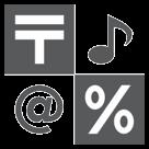 Input Symbol For Symbols htc emoji
