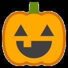 Jack-o-lantern htc emoji