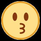 Kissing Face htc emoji