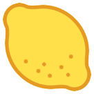 Lemon htc emoji