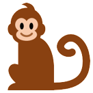 Monkey htc emoji