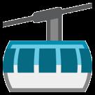 Mountain Cableway htc emoji