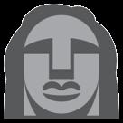 Moyai htc emoji