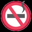 No Smoking Symbol htc emoji