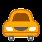 Oncoming Automobile htc emoji