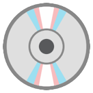 Optical Disc htc emoji