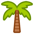 Palm Tree htc emoji