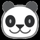Panda Face htc emoji