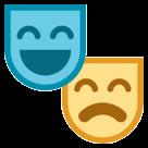 Performing Arts htc emoji