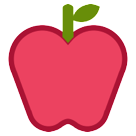 Red Apple htc emoji
