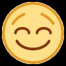 Relieved Face htc emoji