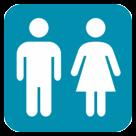 Restroom htc emoji