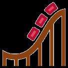 Roller Coaster htc emoji