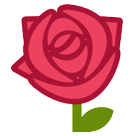 Rose htc emoji