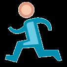 Runner htc emoji