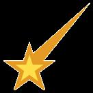 Shooting Star htc emoji