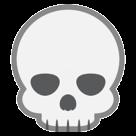 Skull htc emoji