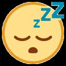 Sleeping Face htc emoji