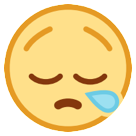 Sleepy Face htc emoji