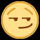 Smirking Face htc emoji
