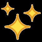 Sparkles htc emoji