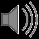 Speaker With Three Sound Waves htc emoji