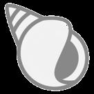 Spiral Shell htc emoji
