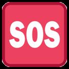 Squared Sos htc emoji