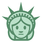 Statue Of Liberty htc emoji