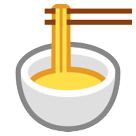 Steaming Bowl htc emoji