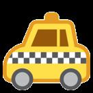 Taxi htc emoji