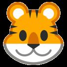 Tiger Face htc emoji