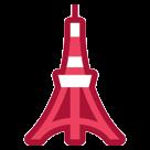 Tokyo Tower htc emoji
