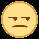 Unamused Face htc emoji