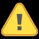 Warning Sign htc emoji