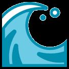 Water Wave htc emoji