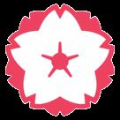 White Flower htc emoji
